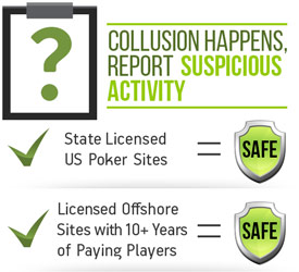 Safe Poker Online