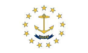 RI State Flag