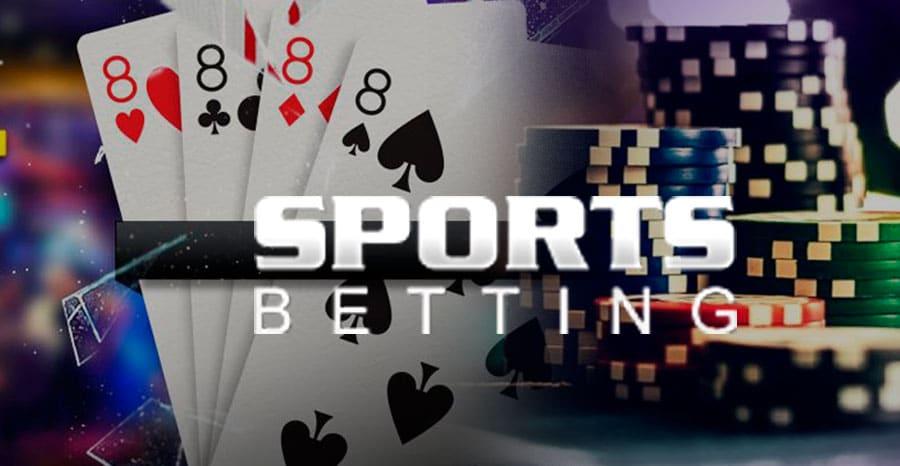 Sportsbetting poker logo
