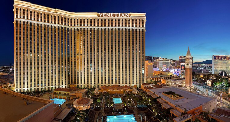 The Veneitan ran the fist live MTT in Las Vegas since casinos reopened in Sin City
